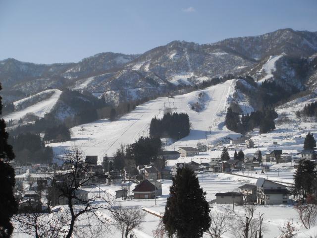 場 戸 スキー 天気 温泉 狩